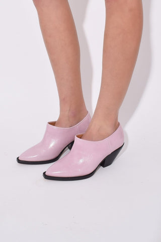 Cowboy Low Boot in Moonlight Mauve