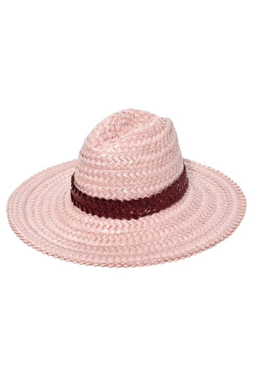 James Hat in Blush