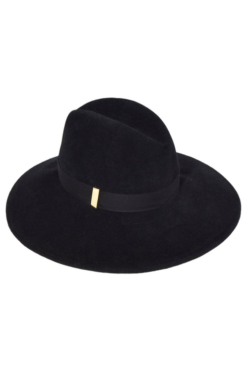 Requiem Fedora in Black