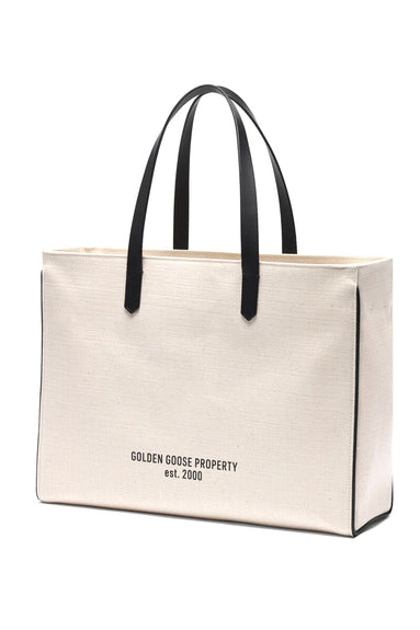 California EW Bag in Natural Canvas/Dream