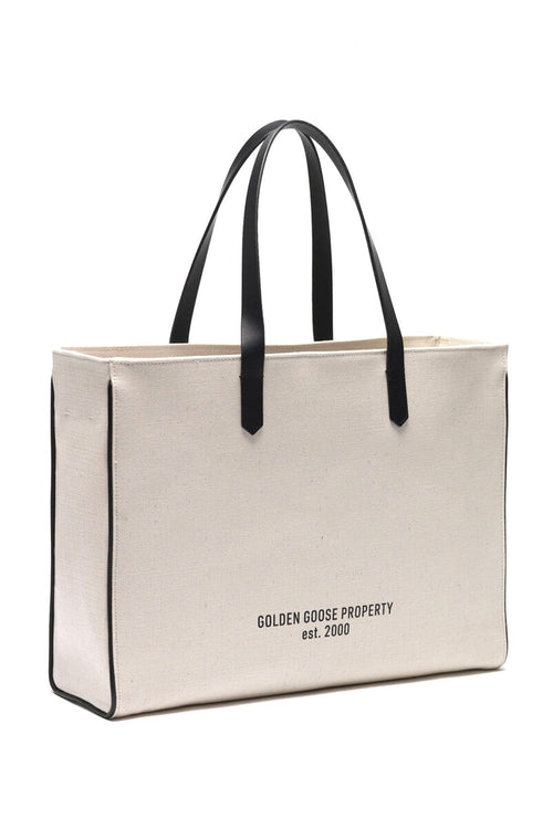 California EW Bag in Natural Canvas/Property