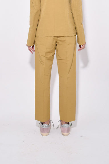 Golden Pant in Cane Sugar