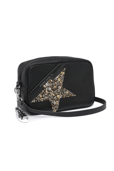 Star Bag in Black/Silver
