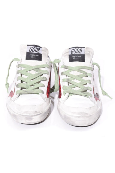 Superstar Sneakers in Multicolor Snake/White Star