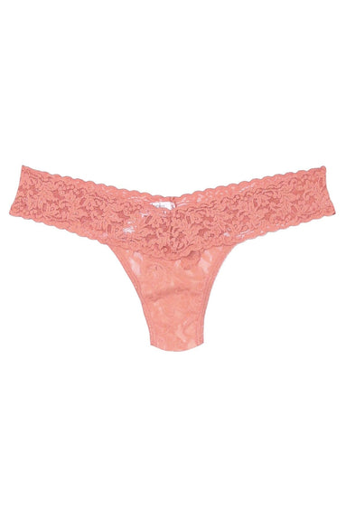Low Rise Thong in Himalayan Pink Salt