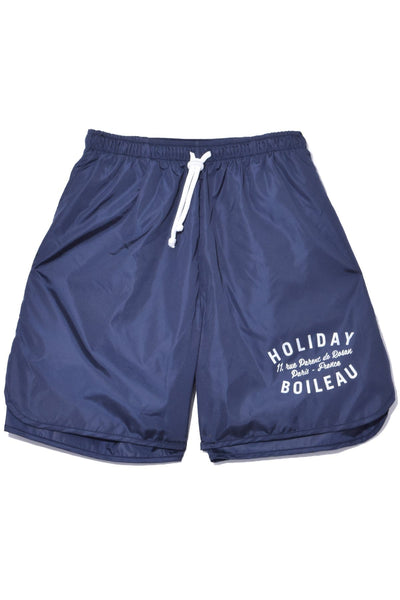 Holiday Shorts in Navy