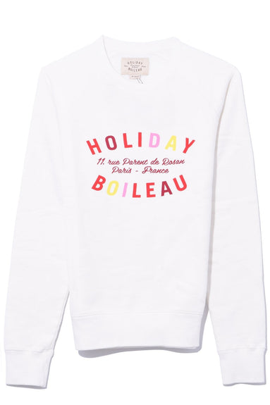Holiday Sweatshirt in Multicolor