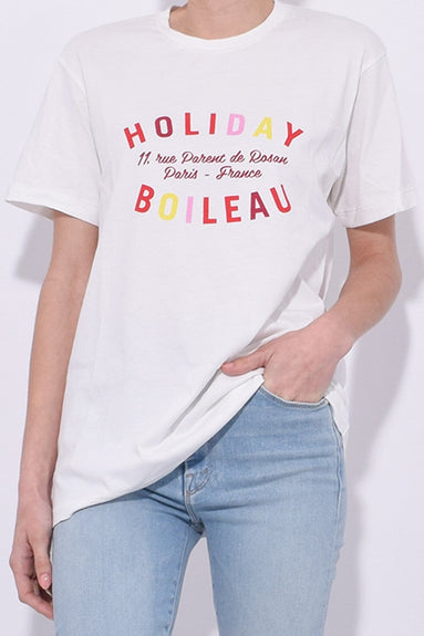 Holiday T-Shirt in Multicolor