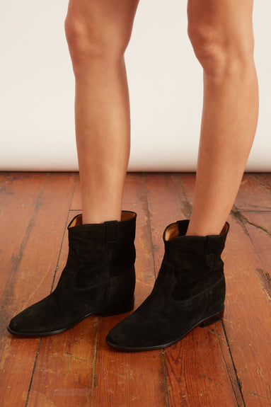 Crisi Boot in Black