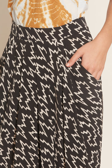 Igina Skirt in Black