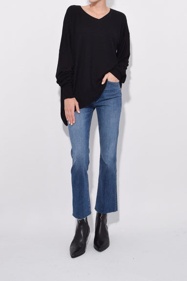 Astia Sweater in Black