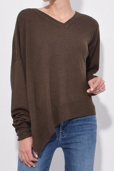 Astia Sweater in Bronze