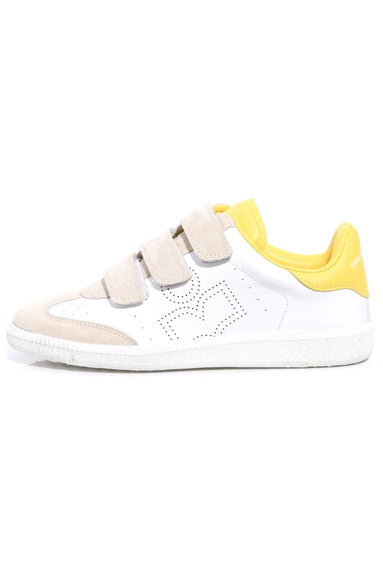 Beth Sneaker in Yellow