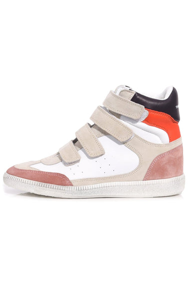 Bilsy Sneaker in Papaya