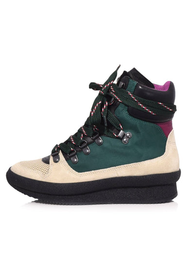 Brendta Sneakers in Green
