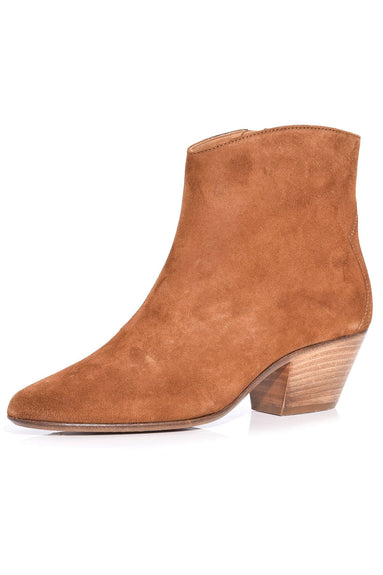 Dacken Boot in Cognac