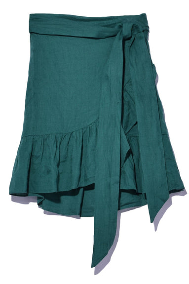 Dempster Skirt in Green