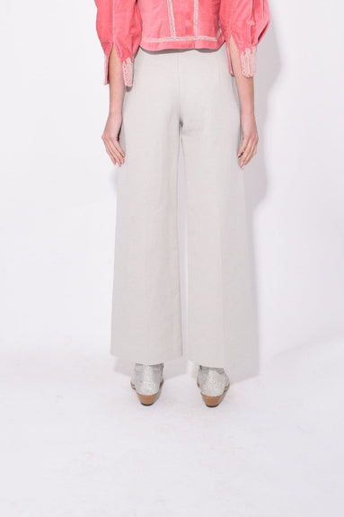 Keeve Pant in Chalk