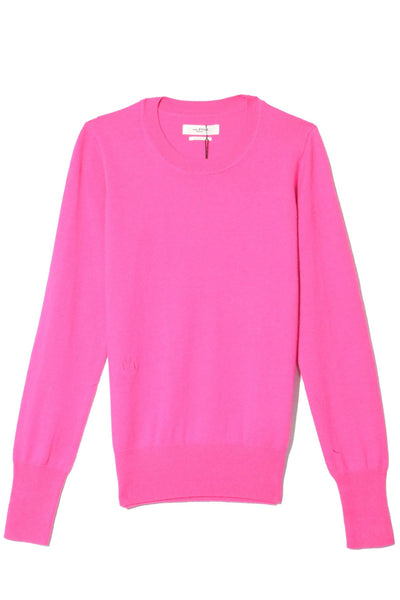 Kelton Sweater in Neon Pink