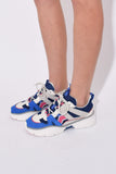 Kindsay Sneaker in Electric Blue