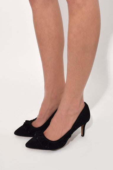 Poween Pump in Black