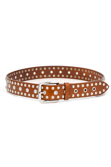 Rica Belt in Brown