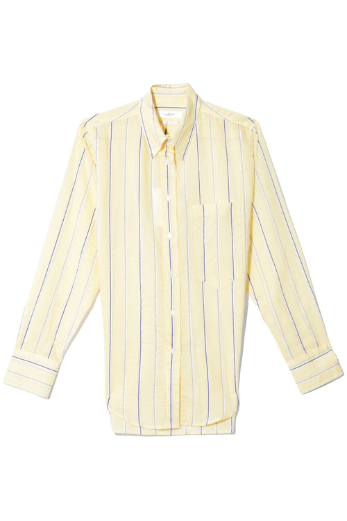 Yvana Shirt in Light Yellow