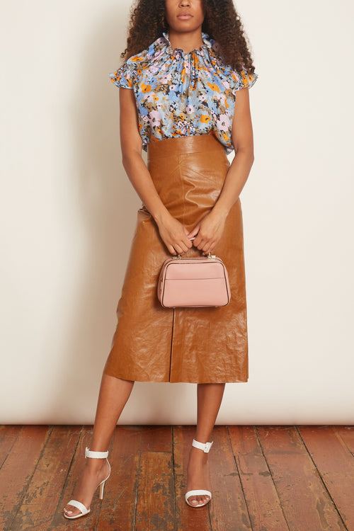 Domiae Skirt in Camel