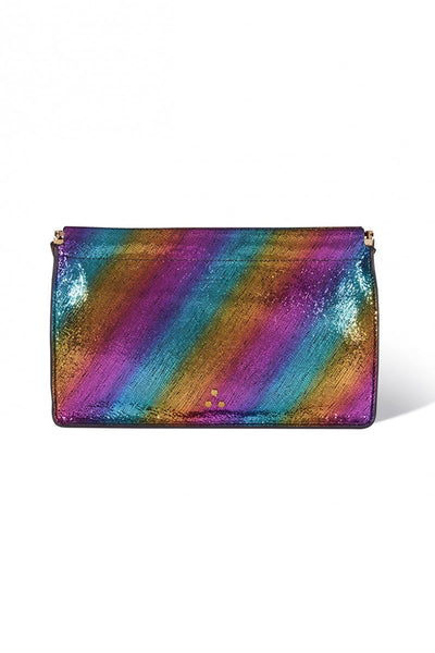 Clic Clac Large Clutch in Arc-En-Ciel