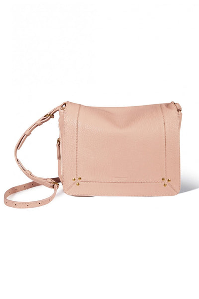 Igor Bag in Nubuck Rose