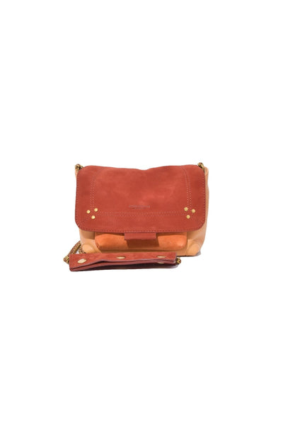 Lulu Small Bag in Caviar Tabac