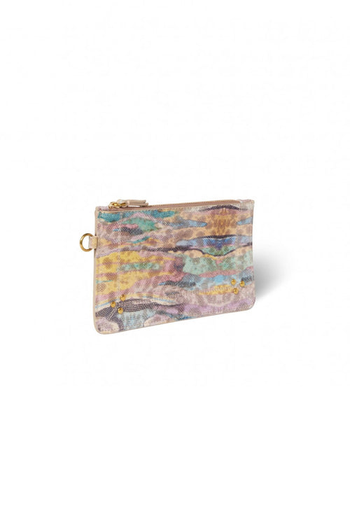 Popoche Small Wallet in Psyche