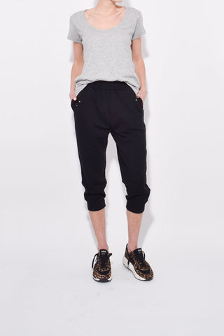 KB Collection Stardust Jogger in Black