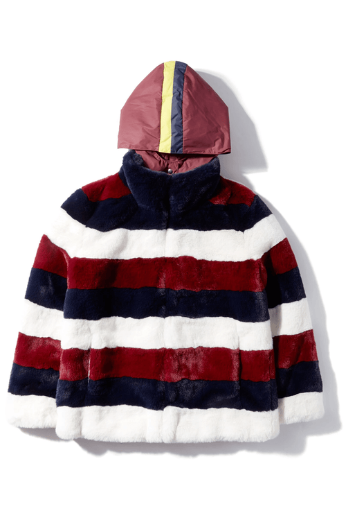 The Spooner Jacket in Wine