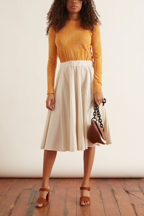 Riva Skirt in Sable