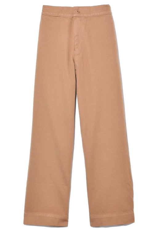 Fe Twist Pant in Cammello