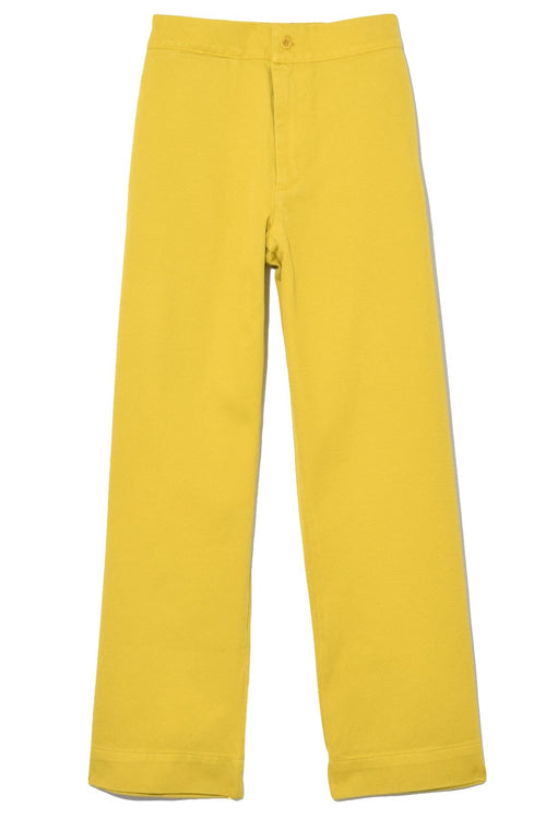 Fe Twist Pant in Dijon