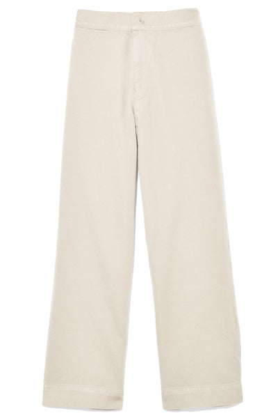Fe Twist Pant in Winter White