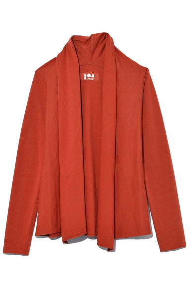 Jost Jersey Cardigan in Autunno