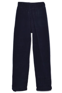 Paride Velluto Pant in Atlantic