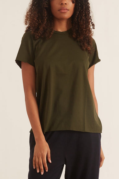 Rico Jap Top in Olive