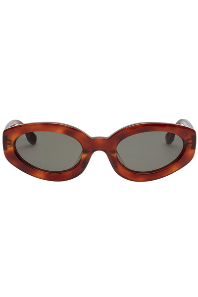 Meteor Amour Sunglasses in Honey Tort