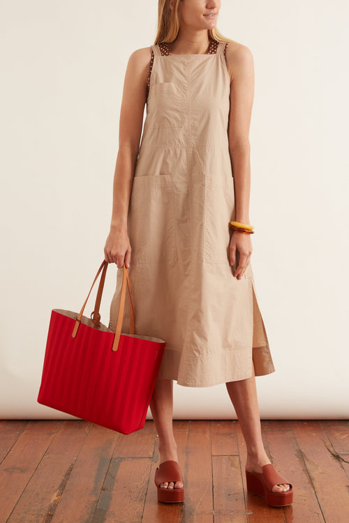 Cami Dress in Sand