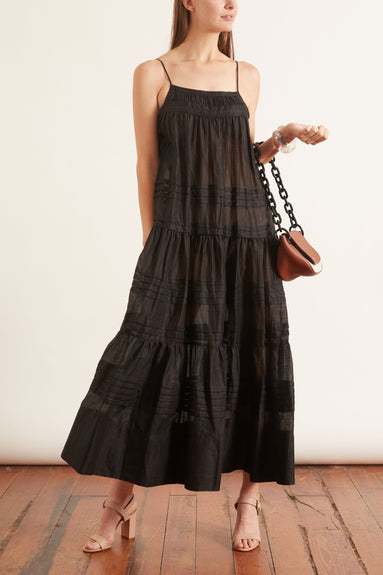 Gigi Cami Dress in Black