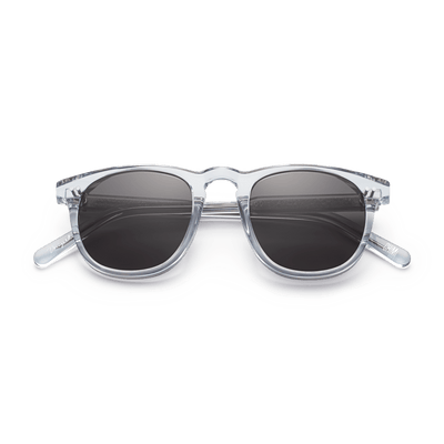 #001 Black Sunglasses in Litchi
