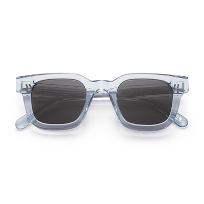 #004 Black Sunglasses in Litchi