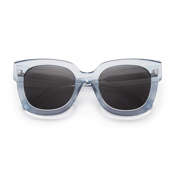 #008 Black Sunglasses in Litchi
