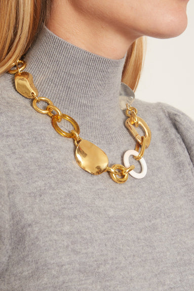 Abstract Link Collar in Multi