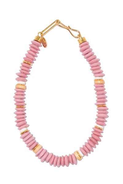 Laguna Necklace in Rose