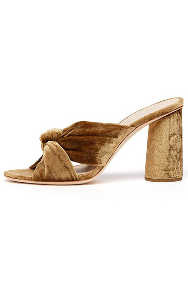 Coco Sandal in Sienna